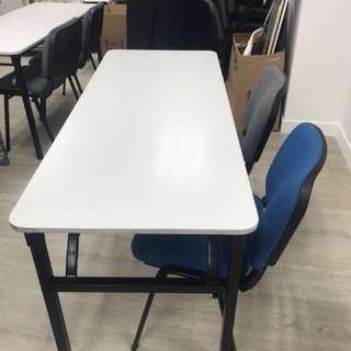 公司枱 (可摺疊) Office Table (Foldable)