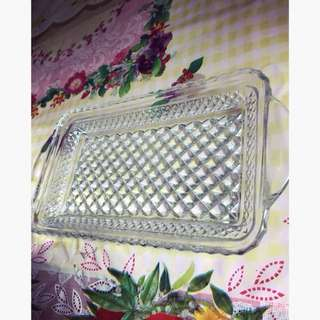 Crystal Snack Platter