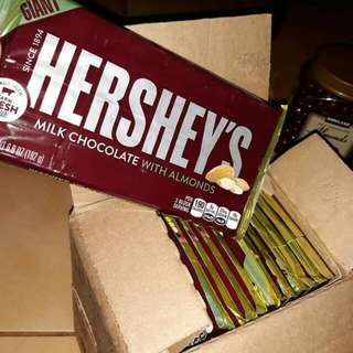 Giant Hershey's Bar