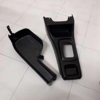 Laci sikat dan gear console l2s