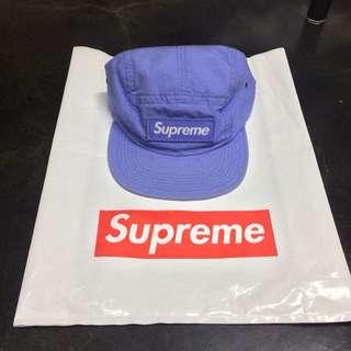 Supreme Metal D Ring Camp Cap