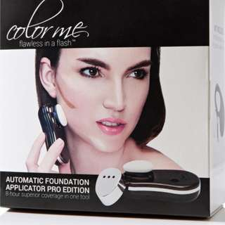 Colour Me - world best foundation applicator pro edition
