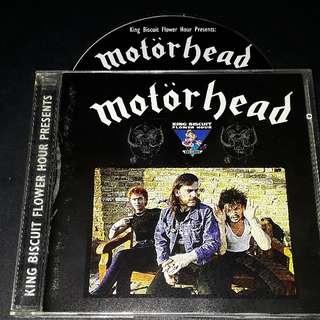 Motorhead (king biscuit) vd rock