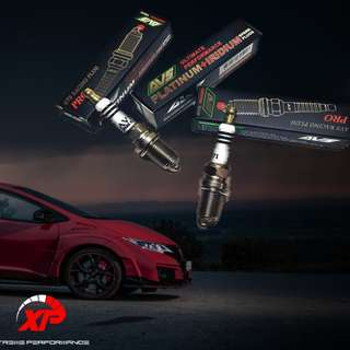 AVS Spark Plug USA Product PRIUS VIOS CAMRY INNOVA FORTUNER HILUX HIACE COROLLA ALTISACCORD CIVIC JAZZ CR-V ODYSSEY PILOT HR-V CR-Z BRIO FREED CITY