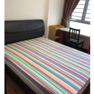 Nice Common bedroom for Rent (Punggol)