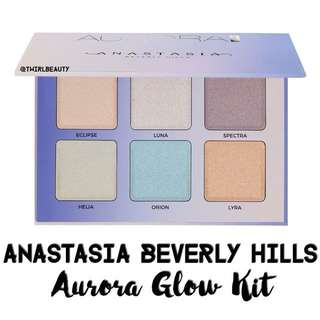 [CLEARANCE] Instock | ABH Aurora Glow Kit