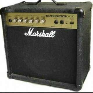 Marshall valvestate VS15 guitar amplifier  amp