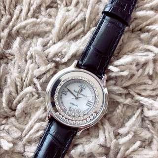 水晶粒粒手錶