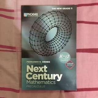 Pre-Calculus (Grade 11 Book)
