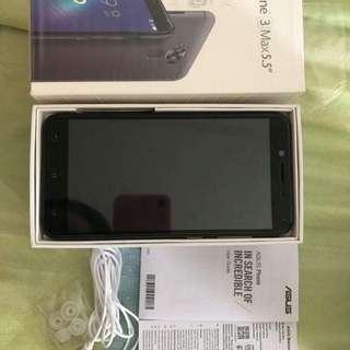 Zenfone 3 max 5.5