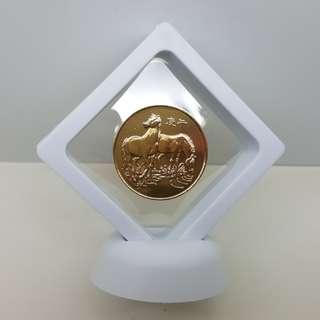 Singapore Coins