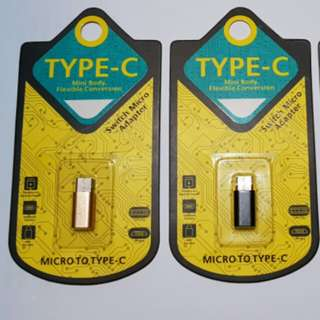 Swtich micro adapter (Micro to type-C)