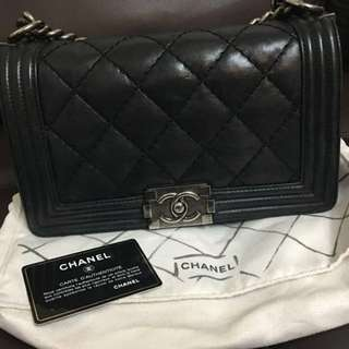 Chanel exchange bag