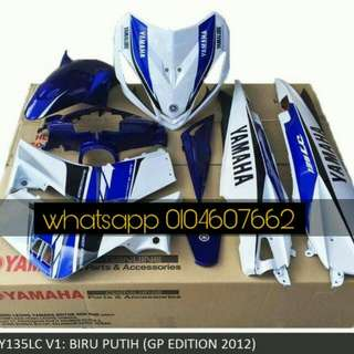 COVERSET LC135 V1 COVERSET