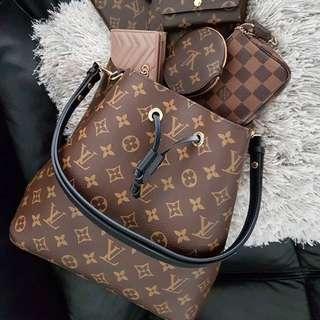 Louis Vuitton Neo Noe Black