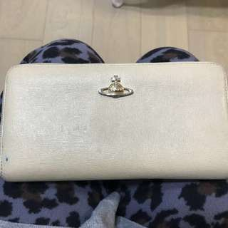 Vivian westwood wallet 100%real about 50%new