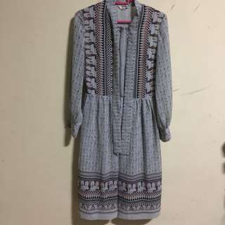 Vintage Egyptian dress