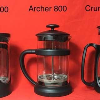 French Press Coffee Maker 350mL 600mL 800mL 1000mL