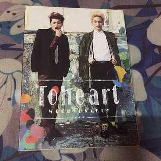 Toheart 1st Mini Album #cny88