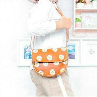 Sling Daisy - Bag - Slingbag - Tas Selempang Fashion Wanita Murah K