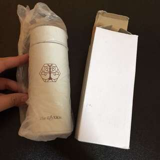 EXO ELYXION OFFICIAL TOUR TUMBLER WHITE