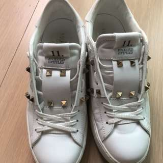 Valentino Rockstuds Sneakers 38 鍋釘 波鞋
