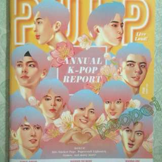 PULP magazine Annual K-pop Report
