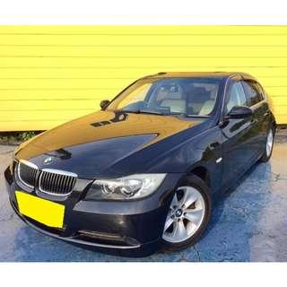 2007 BMW E90 320i 2.0 (A) SG Scrap