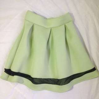 Bnew Neoprene Skirt