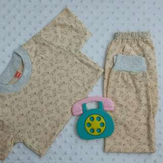 Cotton pyjama 3-4y (updated: 13 Feb)