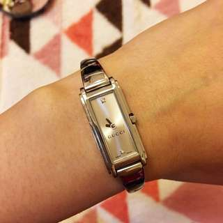 mint condition Gucci authentic watch
