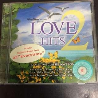 Cd 56 Love Hits 2