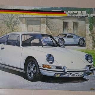 DIY Porsche 911S Coupe'69