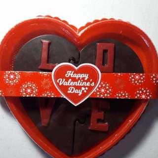 Homa made chocolates - LOVE Puzzles
