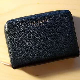 Ted Baker ILLDA Zip around leather mini wallet