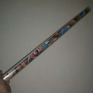 Rolled One Piece Anime Poster