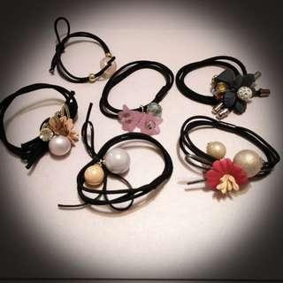 Ladies brandnew hair accessories