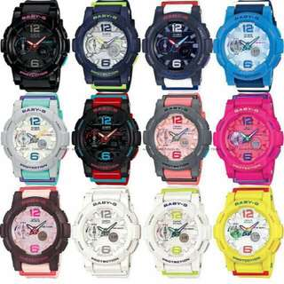 Baby-G Watches OEM Complete Package