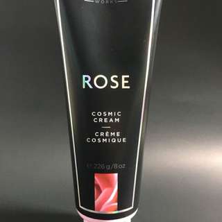 Bath & Body Works - Rose Cosmic Cream