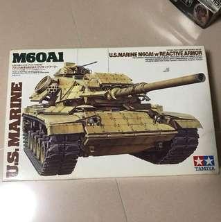 M60A1 U.S Marine w/ Reactive Armor DIY