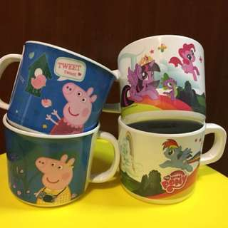 Peppa Pig and Pony Cup