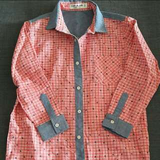 Cape code boys shirts
