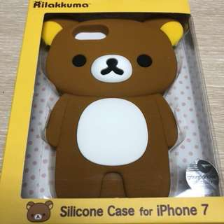 鬆弛熊IPhone7/8 Soft Case