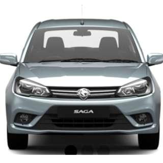 New Proton SAGA 1.3 CVT STD Auto