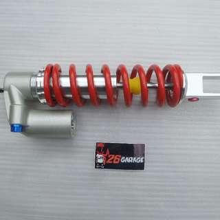 SHOCK KLX/DTRACKER MODIFIKASI TRAIL SUPERMOTO SPECIAL ENGINE
