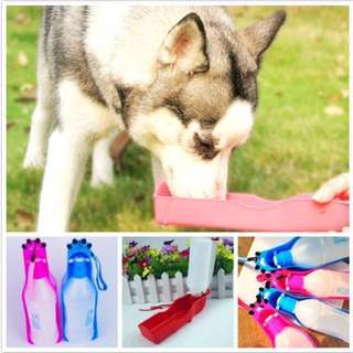 PETS DRINKING BOTTLES(4 SIZES TO CHOOSE FR)