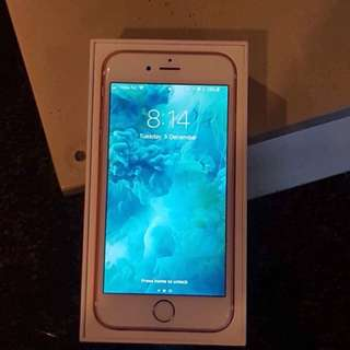 IPHONE 6s ROSE GOLD 64gb buy now
