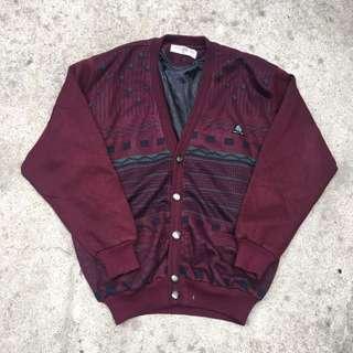 開襟 毛衣 外套 (vintage.古著)優惠價 580元