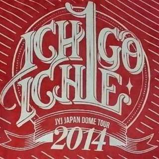 JYJ Ichigo Ichie 大毛巾