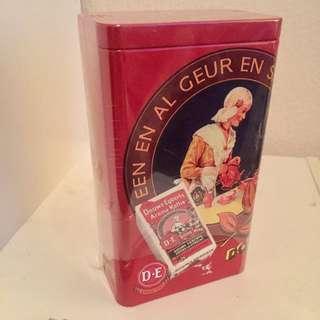 Vintage Can Dougwe Egbert